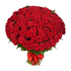 Bukiet 101 Róż
