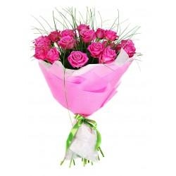 Bukiet Różowa klasyka