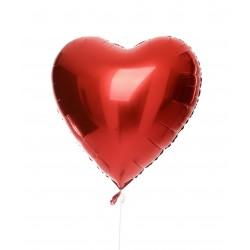 Balon z helem - Serce wys....